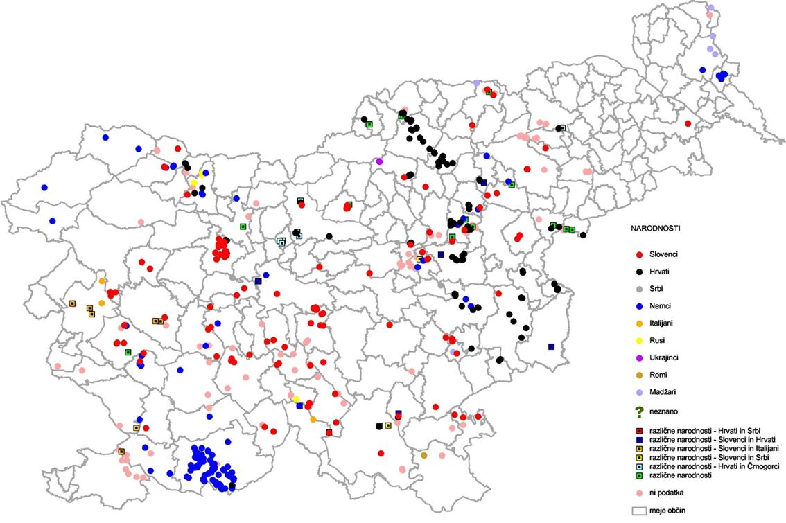 Cartina Slovenia Pdf.Slovenia 1941 1948 1952 Anche Noi Siamo Morti Per La Patria Fojbe Slovenija 1941 1948 1952 Tudi Za Domovino Smo Umrli Idea Destra